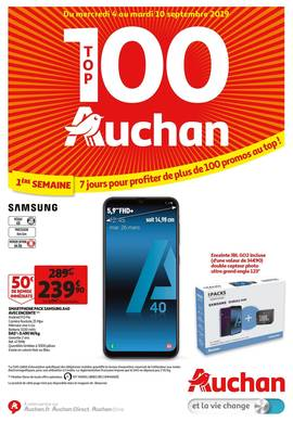 Auchan Promotions Hifi Home Cinema Dvd électroménager