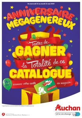 Carte Tnt Auchan.Promoconso Prospectus Auchan