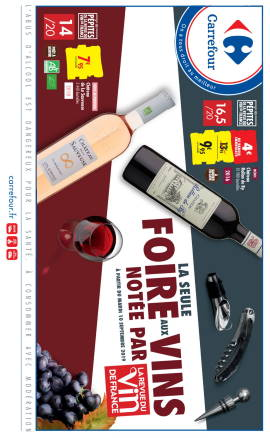 Promoconso Prospectus Carrefour